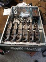 6 GPU 1070 Ti Mining Rig Hydra 3 Server