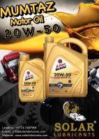Mumtaz Super Motor Oil SAE 20W -50 API SL/CF