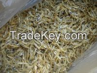 Dried salted anchovy