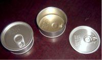 Metal round tin can