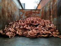 Copper wire scraps 99.99% / Copper millbery