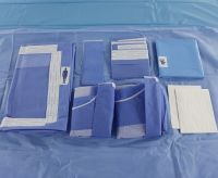 Non Woven Safe Disposable Surgical Gowns for Hospital, Clinic, Operating Room.