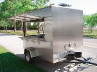 Quality Car Trailers and Fast Food Kitchens