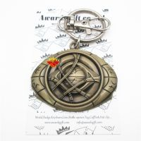 Promotional Movie Series 3D Metal Keychain