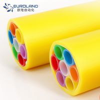 Communication Microduct Tube Bundle Fiber Optic Cable Fiber Optic Tube