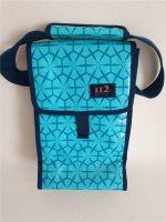 durable hook-loop polyester cooler bag lunch bag