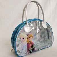 cartoon printing waterproof PVC cosmetic bag