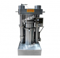 Automatic hydraulic oil press sesame olive oil extract machine