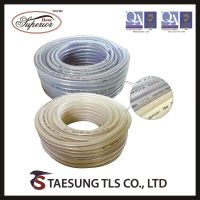 PVC BRAID HOSE-CLEAR [TAESUNG]