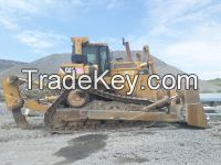 CATERPILLAR D9T CRAWLER DOZER
