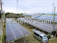 New Design Strong Structure Solar Power Brackets Panel System ground Mounting or roof mounting