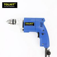 TOLHIT 220-240v 350w 10mm Electric Drill
