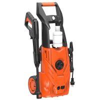 TOLHIT 220-240V 1400w 70-125bar High Pressure Car Washer