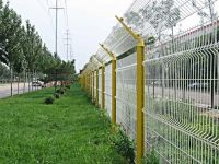 3D Panel Welded Wire Mesh Fence with Good Price