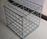 High Quality Galvanized Welded Gabion Box with Factory Lower Price