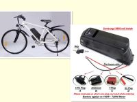 36V 14ah 10s4p QT Lithium Battery E-Bike Lithium Ion Down Mounted down tube frame Battery Power Bank Li-ion Rechargeable Battery Bluetooth Available