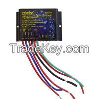 10A 12V/24V waterproof solar light controller