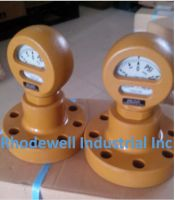 OTECO PRESSURE GAUGE Model 6, 7 and 8