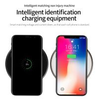 USB Universal Wireless Charger for iPhone & Android Wireless Charger