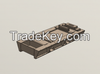 Genset Chassis