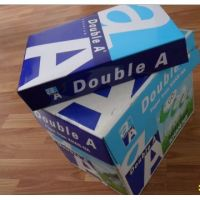 Hot Selling Double A4 Copy paper From Supplier