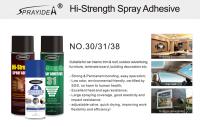 All purpose spray adhesive