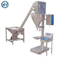Manual Small powder filling machine