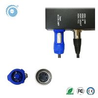 Plug and Play Artnet DMX 512 RGB LED Light Dimmer