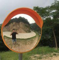 2018 45cm 60cm 75cm 80cm 100cm 120cm safety road mirror, blind spot convex mirror
