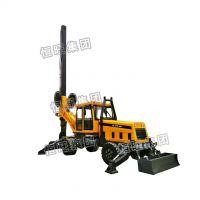 15m big diameter scew rotary auger drilling machine