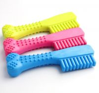 The Dog Tooth Rubber Toys Toothbrush