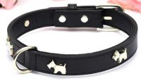 Soft Touch Collar Leather Dog Collars for Big Pets