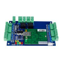 TCP/IP access control system panel PCB rfid reader controller