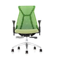 Modern creative meeting chair meeting room high quality soft swivel italian leisure 3D armchair