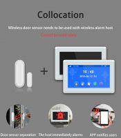 Factory Price Door Sensor Smart Home Magnetic Security System Wireless Smart Door Sensor