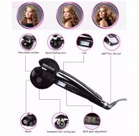 Find Similar Hair Curler, Upgraded Professional curling wands, Curl Secret Hair Styler Best Steam Curling Iron Auto Rotating Electric Hair Curler