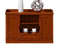 Office Filing Cabinets 1200*400*830 Solid Oak Wood