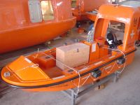 New Style Best Sell Ships FRP Open Lifeboat Rescue boat