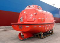 5m Highly Fire-Resistant Selfrighting Totally Enclosed Lifeboat/Rescue Boat