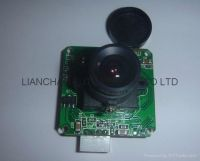 2.0MP JPEG serial camera module with 32mm*32mm