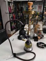 stainless steel shisha german mig hookah