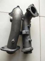 supply many kinds of Stainless Steel Investment Casting OEM Customized Details Exhaust Pipe