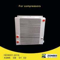 Air cooler heat exchanger