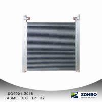 Roller heat exchanger
