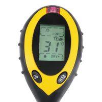 Plant Soil PH Meters Moisture Light Survey Instrument Temperature Moisture Tester