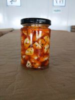 marinated garlic