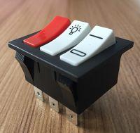 KCD9 Rocker Switch