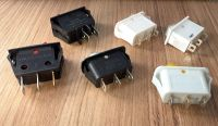 KCD4-3NB,3NC  Rocker Switch