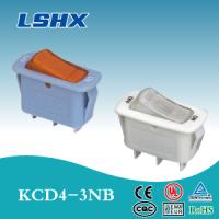 �KCD4-3NB,3NC  Rocker Switch
