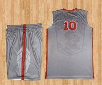 Basketball Uniform Fully Sublimated